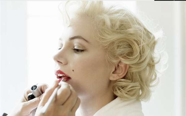 Michelle Williams in Marylin