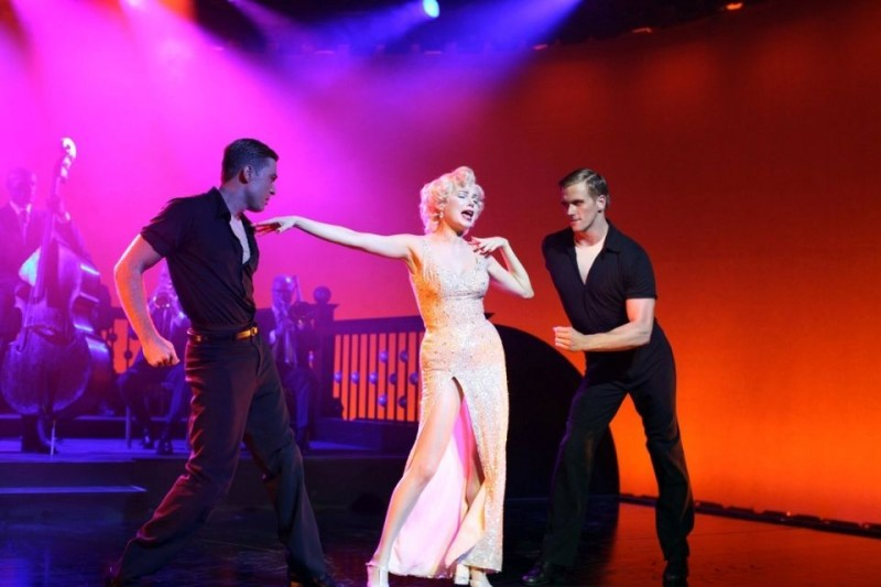 Michelle Williams in Marylin | Scena 2