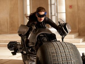 Anne Hathaway in Catwoman