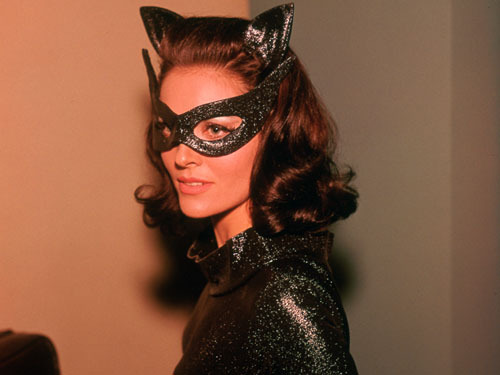 Lee Meriwether in Catwoman