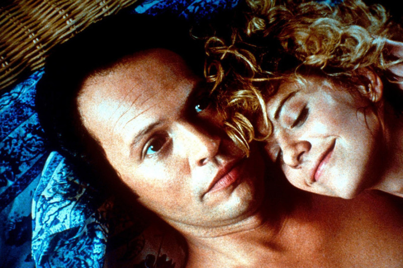 Una scena dal film Harry ti presento Sally