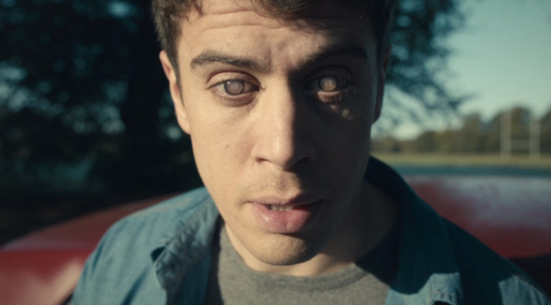 The Entire History of You - Una scena della puntata di Black Mirror
